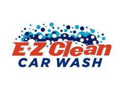ez-clean-car-wash-awesome-logo-design-27