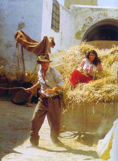 Rare and deleted scenes indiana jones pictures! - Page 5