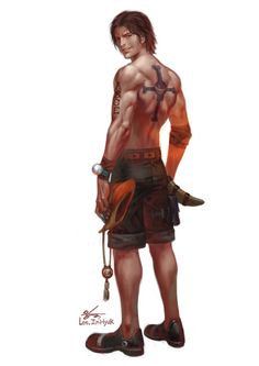 One piece - Roronoa Zoro by inhyuklee on DeviantArt Ace One Piece, Portgas Ace, One Piece Tattoos, Film Manga, One Peace, One Piece Fanart, Roronoa Zoro, Anime One, Fantasy Inspiration