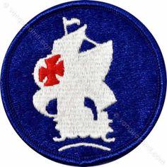 Army Patch: U.S. Army South Panama - color