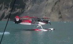 Photo of AVIA (N383US) on Glacier Bay ✈ FlightAware