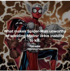 I guess part of what Mjolnir defines as 'worthy' is willingness to take life for justice. Makes you wonder who else is 'unworthy' because of that clause