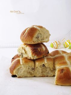 Hot cross buns 2