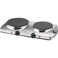BRENTWOOD TS-372 1,440-Watt Electric Double Hot Plate – ResellerHub.store