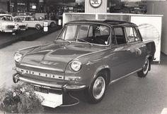 Skoda 1100 MB de Luxe - 1968