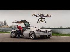 Drone shots and angle ideas