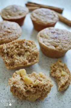 25 recetas con avena (nuevas formas para usar la avena en desayunos, snacks, postres, comidas, bebidas y más) | http://www.pizcadesabor.com/2015/06/30/25-recetas-con-avena/