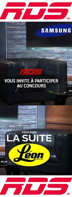 Concours « Gagnez la suite Léon ». Fin le 4 mai.  http://rienquedugratuit.ca/concours/concours-gagnez-la-suite-leon/