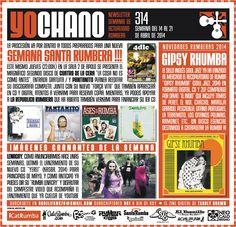 YOCHANO nº314 ~ SANT GAUDENCI Rumba Catalana