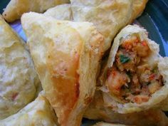 Little Crawfish Pies