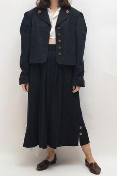 Duster Coat, Normcore, Vintage, Jackets, Style, Fashion, Down Jackets, Fashion Styles, Jacket