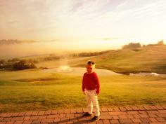 Celtic Manor 2010 golf course