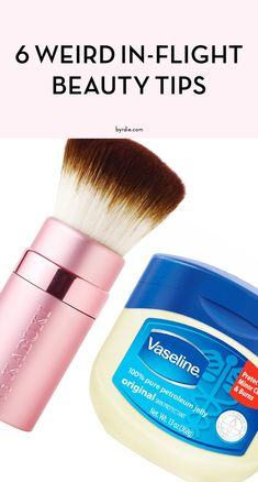 How to travel beautifully: 6 weird yet amazing travel beauty habits from editors