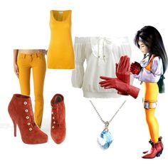 Final Fantasy IX: Princess Garnet outfit!