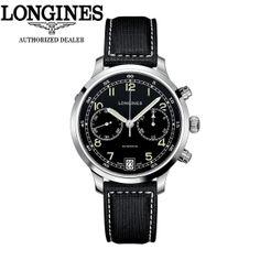 Longines Heritage Military 1938 Chronograph
