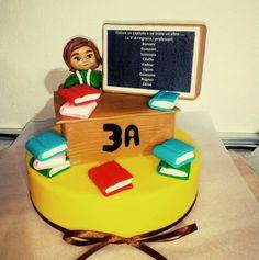 School cake,btorta scuola
