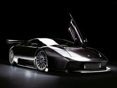 Favorite Lamborghini Black Car Wallpaper