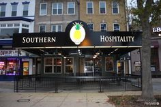 Southern Hospitality   Has a great upstairs area that could be perfect for a smallish Washington, DC wedding   www.partyista.com