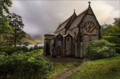 pagewoman:  Church of St. Mary and St. Finnan, Glenfinnan,...