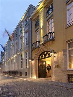 Belgium - Bruges - Grand Hotel Casselbergh Bruges