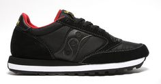 Saucony Jazz Original Black / Red