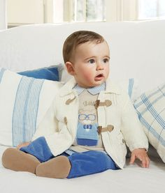 MAYORAL. Newborn Collection. Fall-Winter 2014.