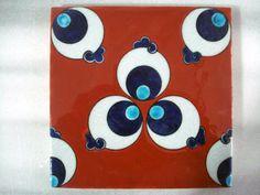Ceramic Art on wood Ceramic Painting, Stone Painting, Ceramic Art, Painting On Wood, Pottery Patterns, Tile Art, Tiles, Wood Art, Wood Wood