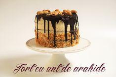 Tort cu unt de arahide Unt, Tiramisu, Orice, Cooking, Ethnic Recipes, Food, Meal, Kochen, Essen