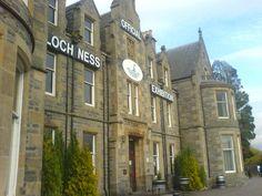 Loch Ness Museum in Scotland