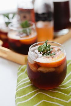 A Bourbon Peach Simp