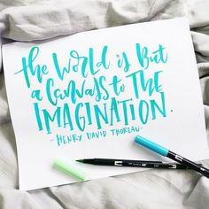 The world has full of unlimited possibilities and countless opportunities for us to pursue. How will you paint yours? Artwork from @ohaitheretrishia using Tombow Dual Brush Pen. Tombow Dual Drush Pens are available at Scribe Writing Essentials. #scribewritingessentials #scribe #tombow #tombowdualbrushpens