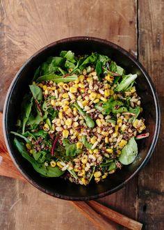 Recipe: Quick Balsamic Quinoa Salad
