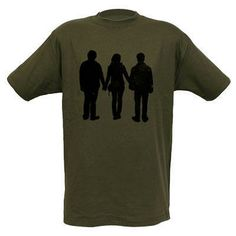Harry Potter Three Silhouettes T-Shirt. I will buy this..