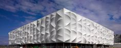 Basketball Arena in London | DETAIL Inspiration