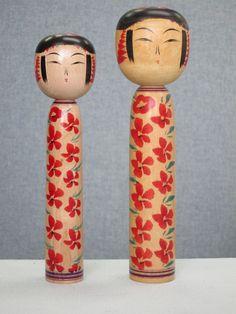 Inoue Yukiko 井上ゆき子 (1932-2010), Master Sato Haruji, left 22.7 cm, right 25.1 cm, Mokichi type
