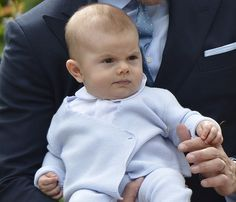 Prince Oscar of Sweden - Princess Victoria Birthday Celebrations at Solliden Palace. www.newmyroyals.com