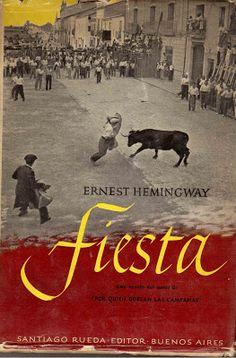 Resultado de imagen para Ernest Hemingway, fiesta voa