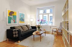 Scandinavian Chic Works Magic For Small Spaces
