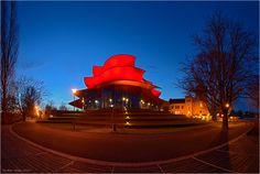 Potsdam, Hans Otto Theater von SQuaas