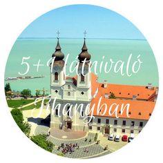 látnivaló Tihanyban, melytől a lélek is megnyugszik Taj Mahal, Bali, Building, Travel, Hungary, Viajes, Buildings, Destinations, Traveling