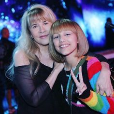 and another lovely photo of Stevie ~ ☆♥❤♥☆ ~    with a young contestant; photo taken at America's Got Talent show on September 14th, 2016 ~  http://2paragraphs.com/2016/09/who-is-singer-stevie-nicks-68-on-americas-got-talent/ ~  http://www.usatoday.com/story/life/tv/2016/09/13/americas-got-talent-nbc-grace-vanderwaal-simon-cowell/90306694/