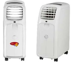Compact Size  ● CFC Free Refrigerant  ●Powerful Cooling Capacity  Powerful Rotary Compressor  3-in-1 Function: Aircon/Fan/Dehumidifier Auto Left/ Right Oscillation With Adjustable Upward/ Downward Air Flow