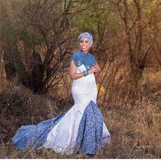📸 || @dipuokgasago #tswanafied #leteisi #seshweshwe #ankara #chitenge #jeremane #germanprint #shweshwe #seshoeshoe #sothotswana #tswanabride #traditionalwear #culturalwear #fashion #fashionandtradition #fashionandtraditionmeets #membeso #kgoroso African Wedding Attire, African Attire, African Wear, African Fashion Dresses, African Weddings, African Traditional Wedding Dress, Traditional Wedding Attire, African Princess, Groomsmen Outfits