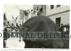 (XJ-2)FOTOGRAFIA EFECTUADA POR UN OFICIAL DE LA LEGION CONDOR DE ALCANAR(TARRAGONA)-GUERRA CIVIL