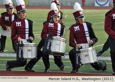Mercer Island High School Marching Band 2011
