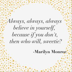 #MondayMotivation #QuoteOfTheDay #RichBitch #Marilyn