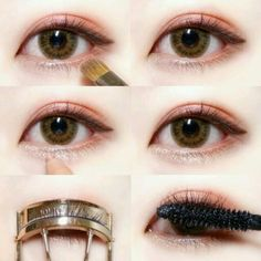 Korean make up Simple and pretty❤