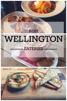 Best places to eat in Wellington, New Zealand
