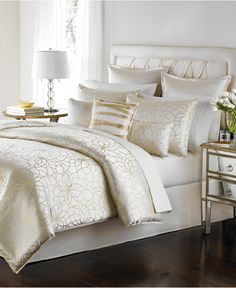 Martha Stewart Collection Radiant Day 9-Pc. Comforter Set - Comforters: Down & Alternative - Bed & Bath - Macy's