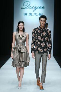 Lciyye - QIAN Spring/Summer 2016 - Mercedes-Benz Fashion Week China